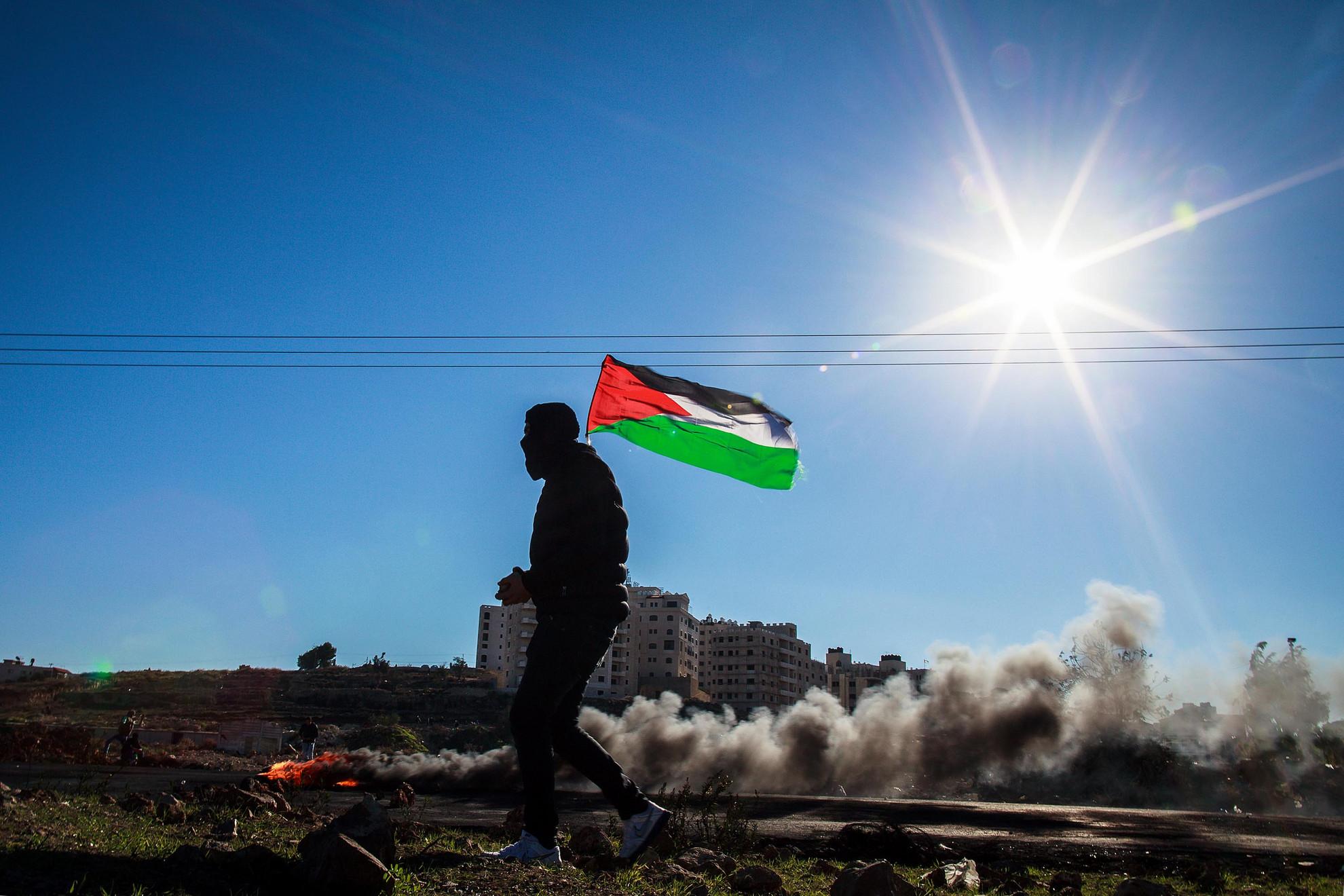 2015 szeptemberében újra fellángolt az izraeli-palesztin szembenállás