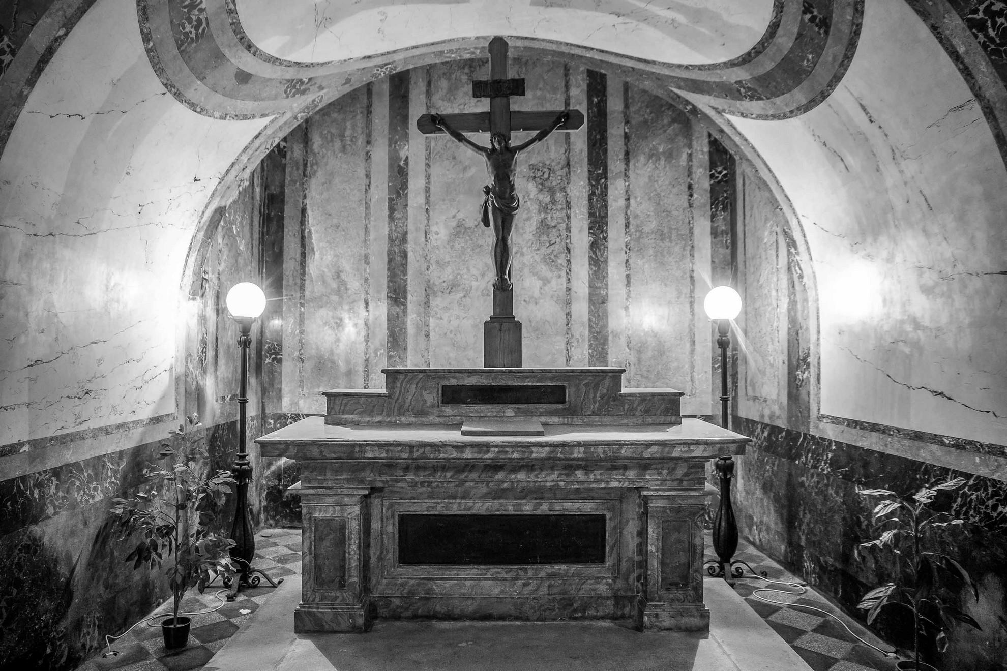 Habsburg kripta