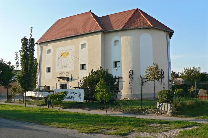 Templomból múzeum