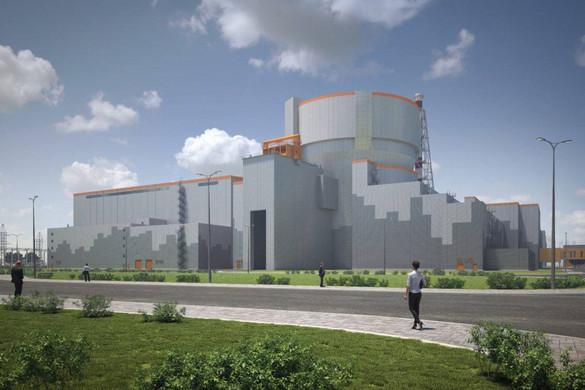 Megkezdődött a Paks II. Atomerőmű első felvonulási épületeinek kivitelezése