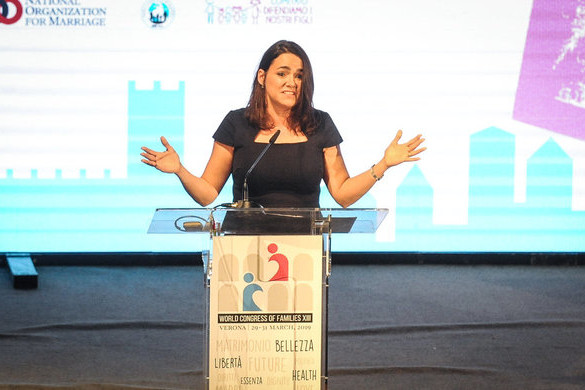 Novák Katalin: Európát belülről kell megváltoztatni