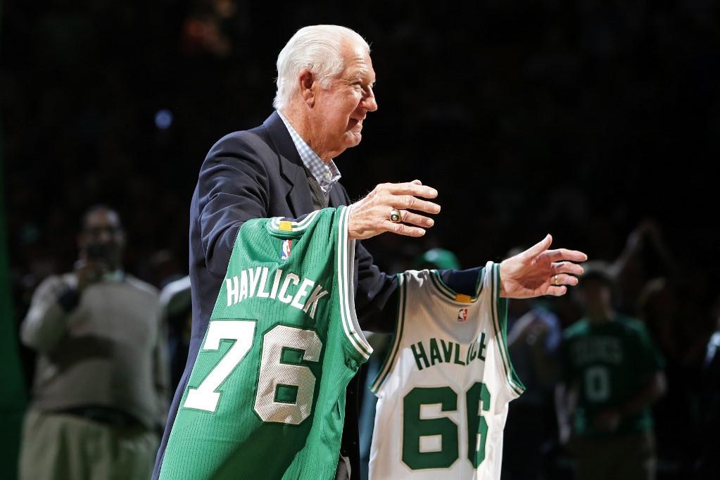 John Havlicek örökre beírta a nevét a Celtics történelemkönyvébe