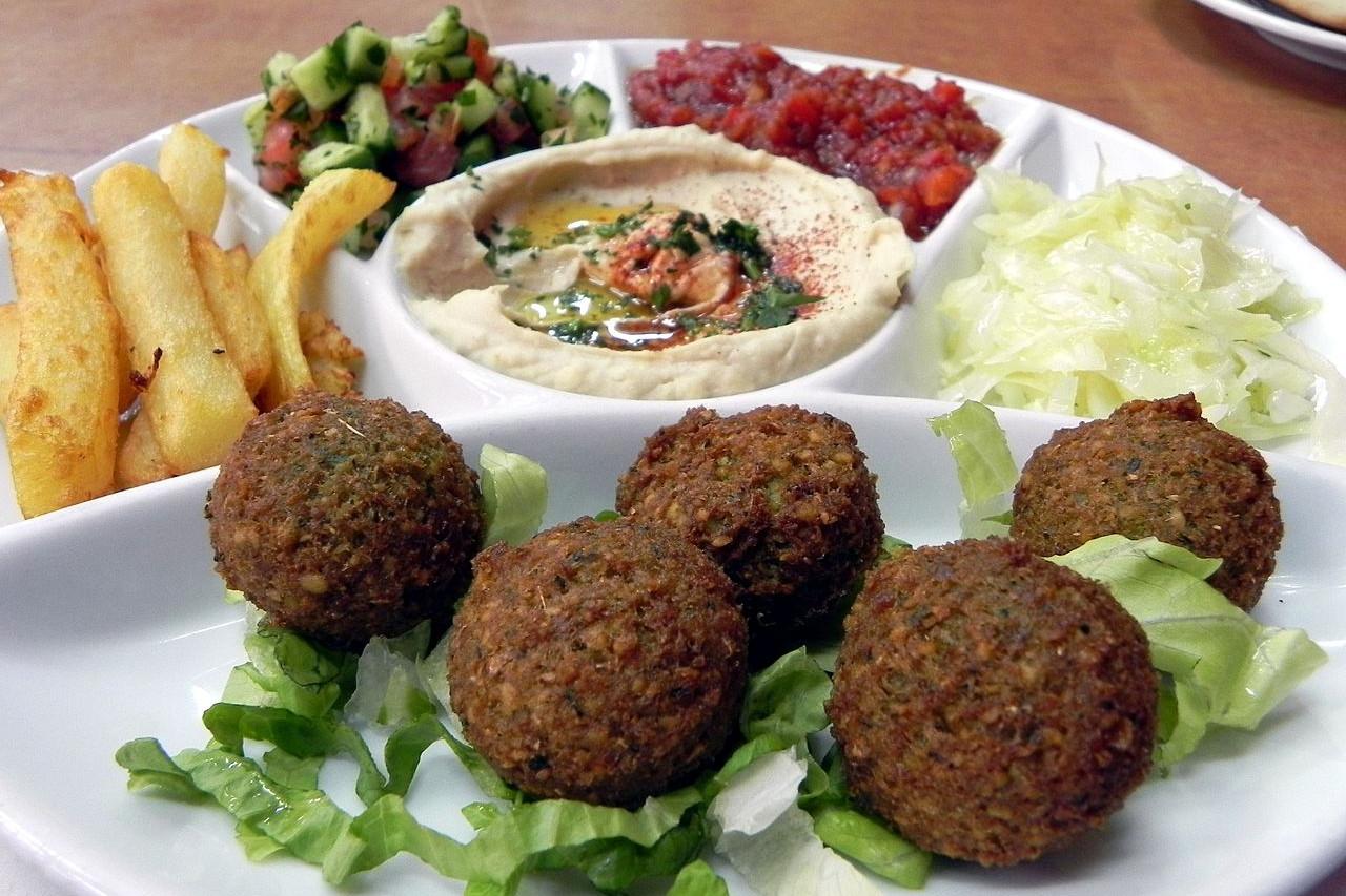 Ez a látványos és ízletes izraeli étel csak növényekből készült.