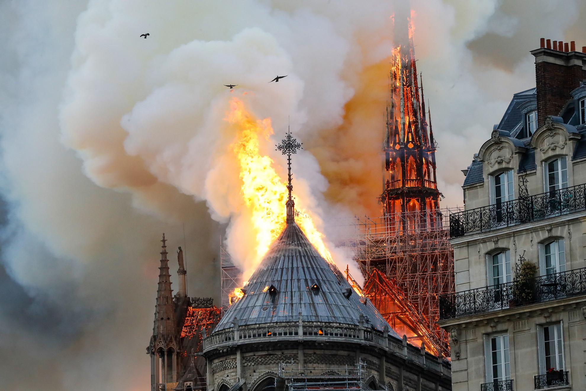A francia püspöki konferencia vezetője szerint évekbe telik a székesegyház teljes renoválása