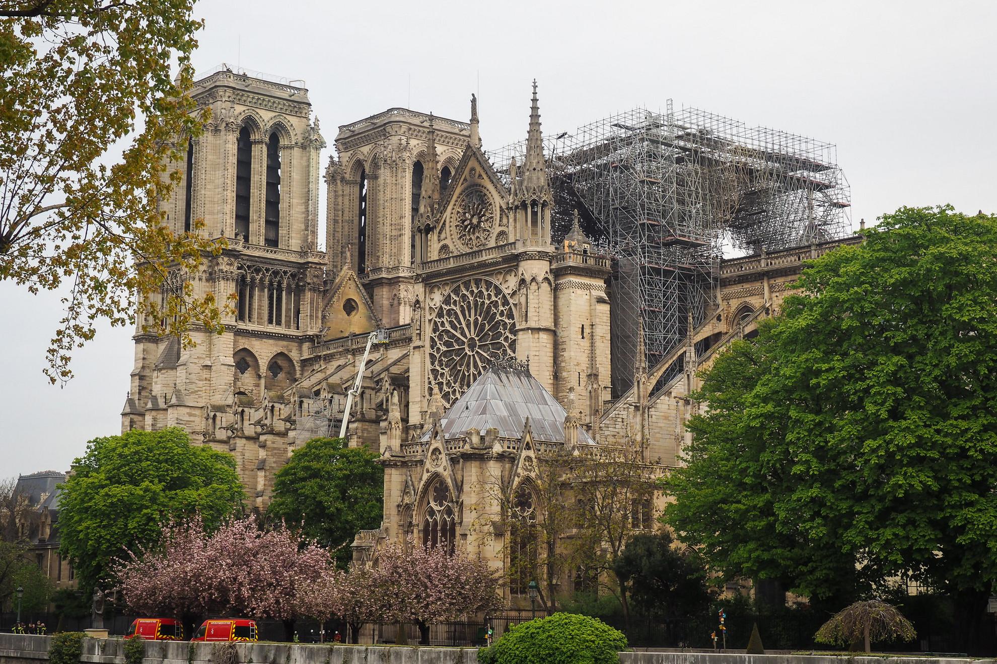 Claude Gauvard történész: Ez Párizs egyik jelképe, a béke, az egység és az egyetértés jelképe