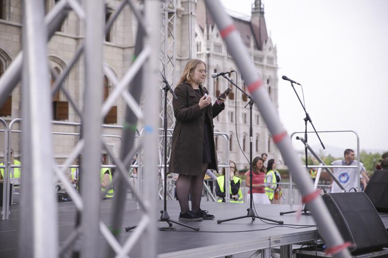 Két népszavazást kezdeményeznének a demonstráció szervezői