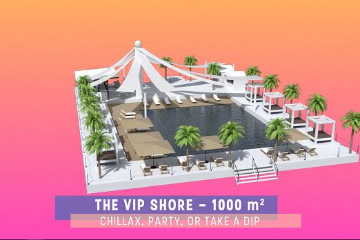 The VIP Shore