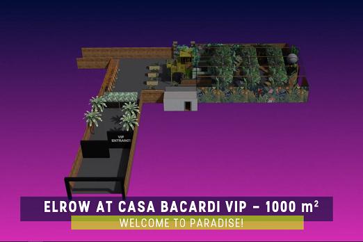 Elrow at Casa Bacardi VIP
