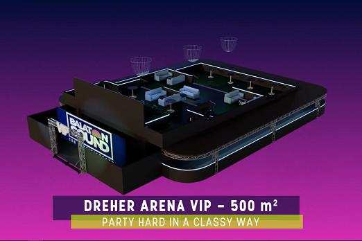 Dreher Arena VIP