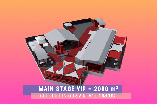 Main Stage VIP