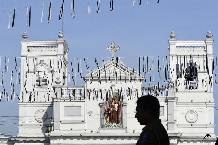A christchurchi mészárlást bosszulták meg a Srí Lanka-i merénylők