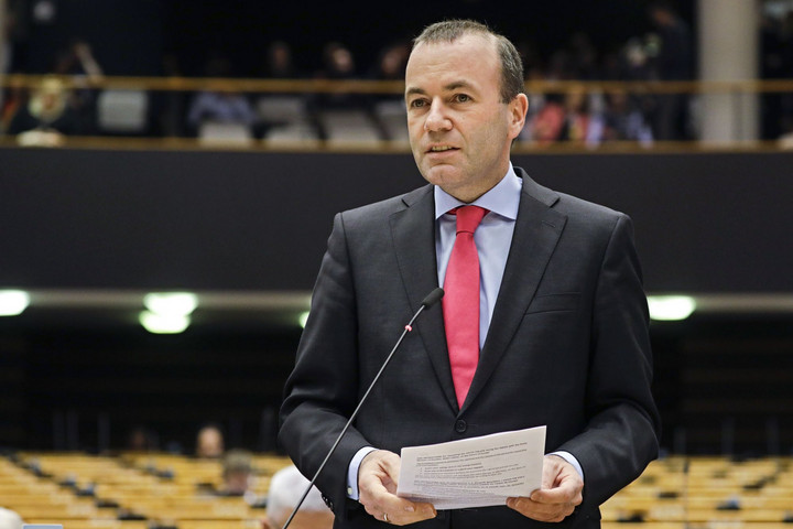 Csekély esélye van Webernek az EB-elnöki tisztségre