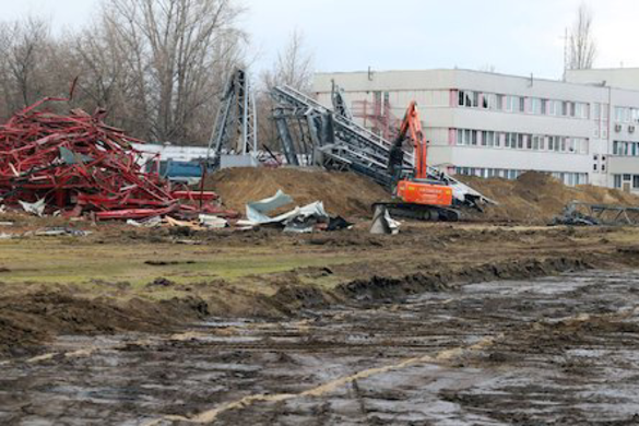 Lezárják és kiürítik a Bozsik Stadion környékét egy világháborús bomba miatt