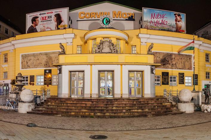 Közel kétszáz filmet vetítenek a ma kezdődő Magyar Filmhéten