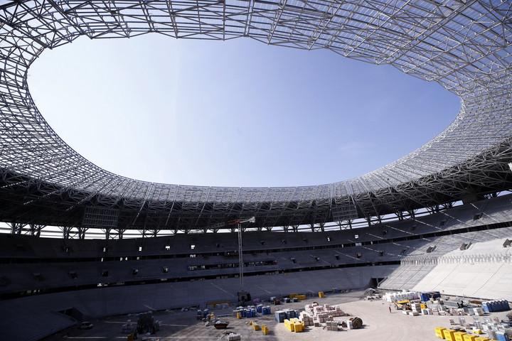 Az UEFA elégedett a Puskás Aréna építésével