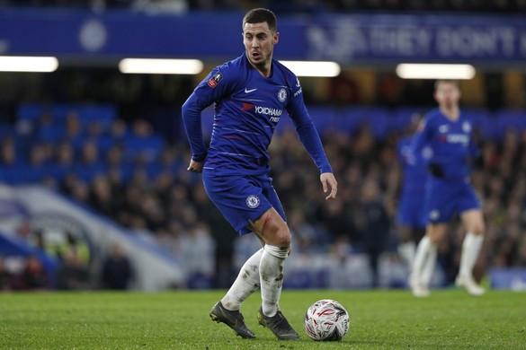 A Real Madrid bejelentette Eden Hazard leigazolását