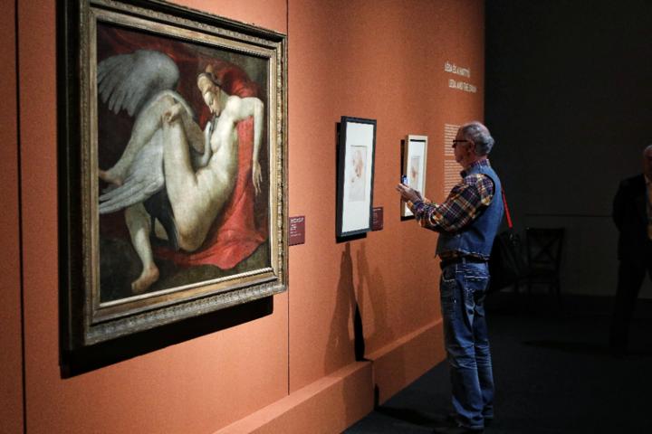 Michelangelo-kiállítás nyílt a Szépművészeti Múzeumban