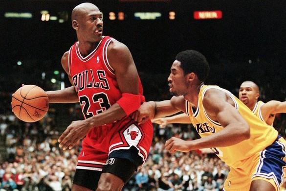 Az NBA-játékosok szerint Michael Jordan minden idők legjobbja