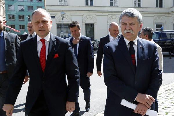 Kövér László: Az ausztriai magyar közösség ma is nélkülözhetetlen kapocs Magyarország és Ausztria között