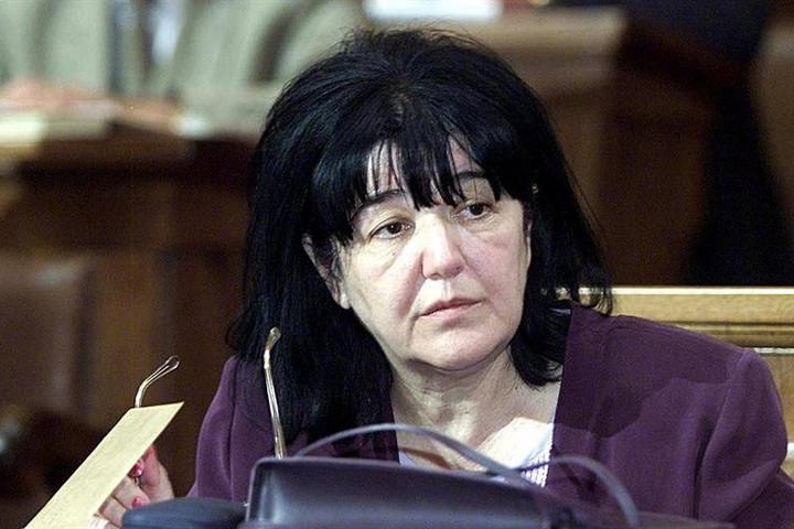 Elhunyt Mirjana Markovic, Slobodan Milosevic özvegye