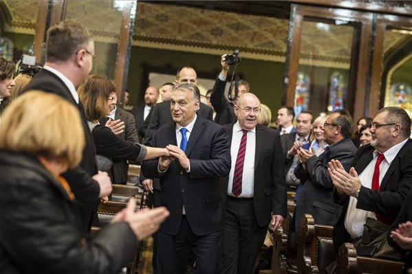 Csak a Fidesz-KDNP képes kellő súllyal képviselni Magyarországot