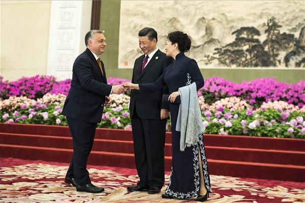 Orbán Viktor: Magyarország kész az európai-kínai kapcsolatok fejlesztésének előmozdítására
