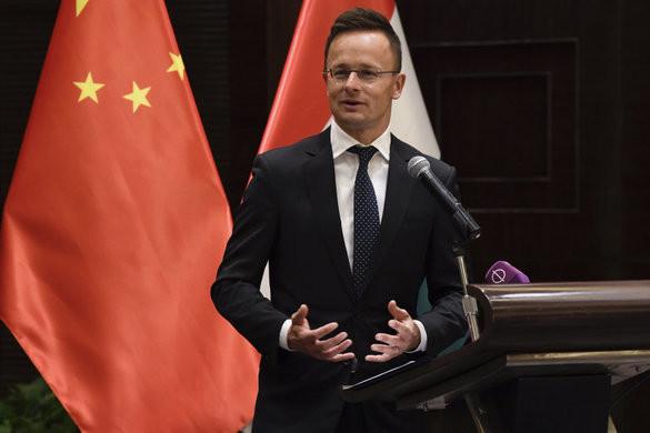 Szijjártó: Minden feltétel adott a magyar-kínai gazdasági kapcsolatok fejlesztéséhez