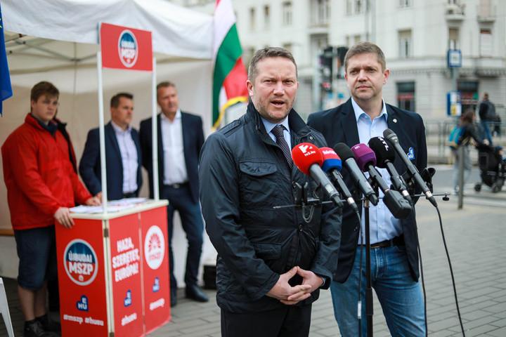 Fidesz: A baloldali képviselők minden bevándorláspárti javaslatot megszavaztak