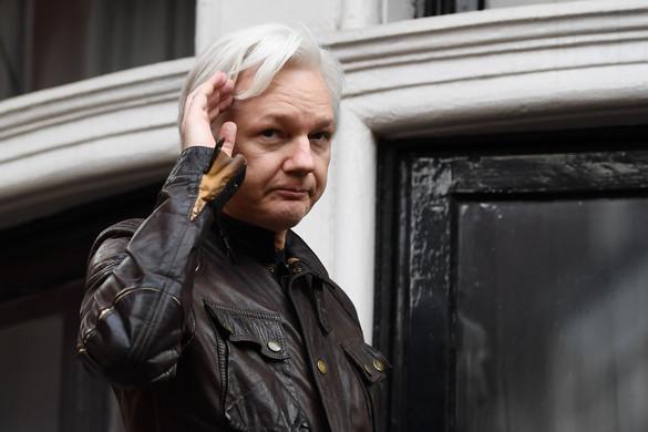 Moreno: Assange kémközpontot működtetett