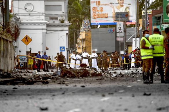 Az Iszlám Állam jelentkezett a Srí Lanka-i merényletek elkövetőjeként