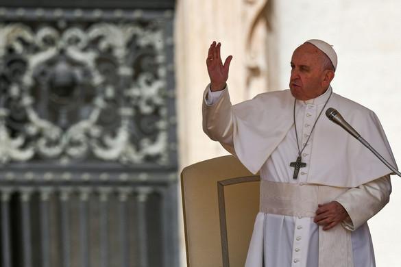A munkanélküliség világméretű tragédia Ferenc pápa szerint