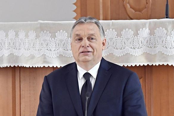 Kazahsztánba és Kínába utazik húsvét után Orbán Viktor
