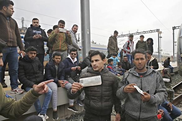 A migrációs nyomás növekedésére számít Közép-Európa