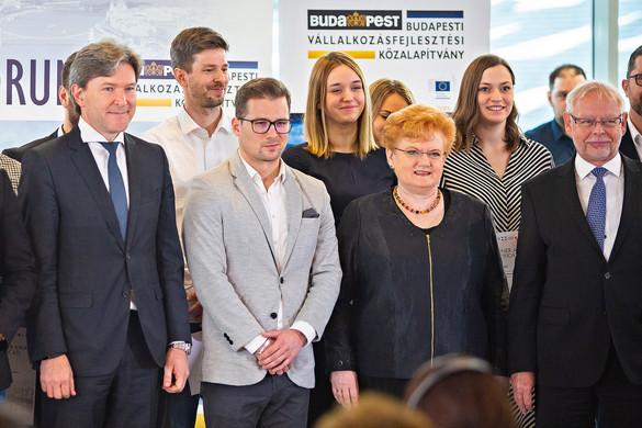 Budapestre jöhetnek a brit startupok a Brexit után