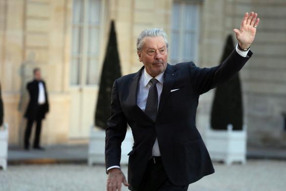Életművéért ünneplik Cannes-ban Alain Delont