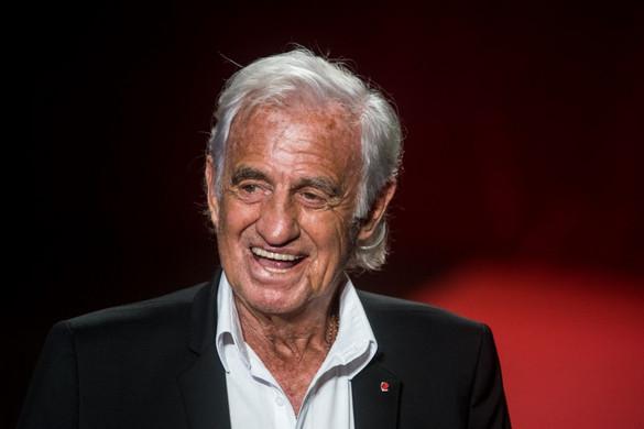 Jean-Paul Belmondót ünnepli a világ