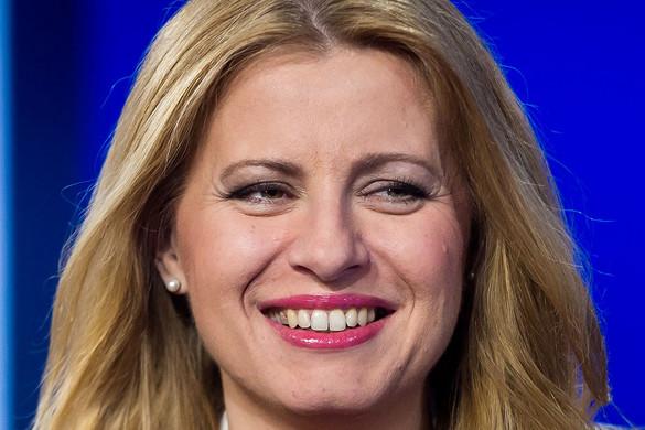Caputová lett Szlovákia új elnöke