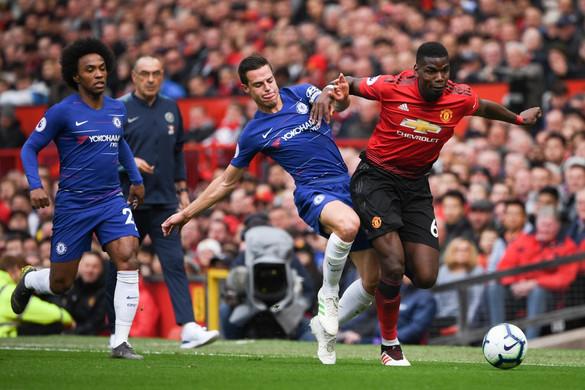 De Gea potyája két pontba került a Manchester Unitednek