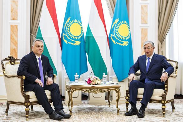 Orbán Viktor: Magyarország erősíteni akarja kapcsolatait a keleti országokkal