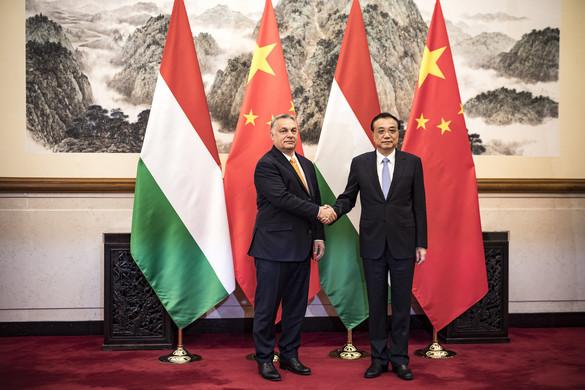 Orbán Viktor: Az Egy övezet, egy út kezdeményezés egybeesik a magyar nemzeti érdekekkel