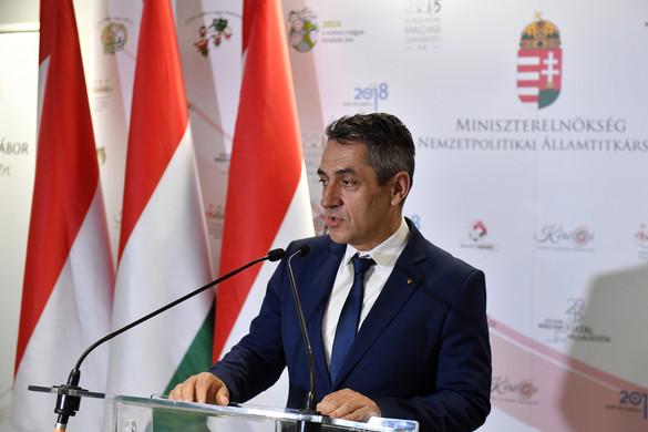 Potápi: 1,6 milliárd támogatás a diaszpóra magyarsága számára
