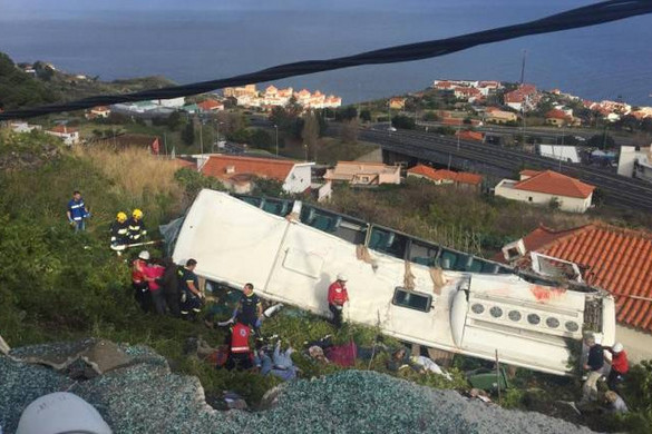 A madeirai buszbaleset mindegyik halálos áldozata német állampolgár volt