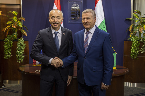 Bővül a magyar-horvát védelmi együttműködés