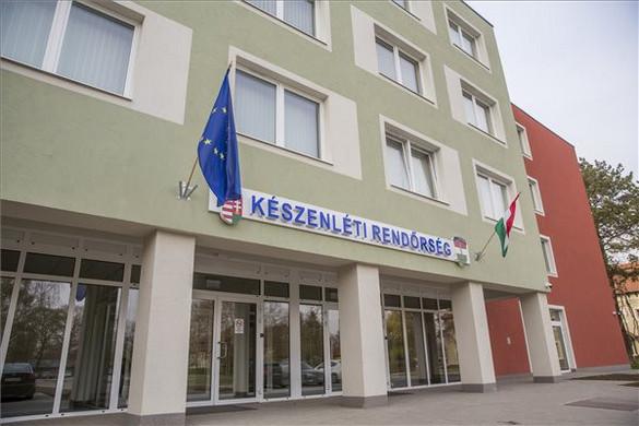 Átadták a Készenléti Rendőrség új kaposvári épületét