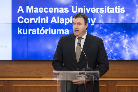Palkovics: Célegyenesben a Corvinus modellváltása