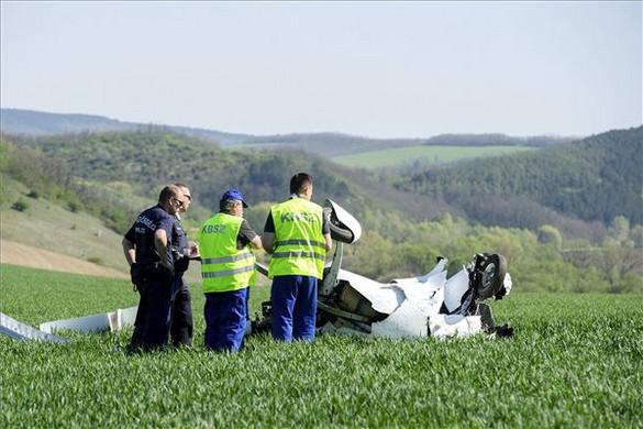 Halálos légi baleset történt Máriahalomnál
