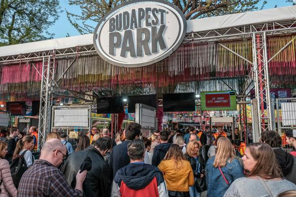Kinyitott a Budapest Park