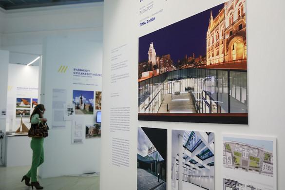 Pénteken nyílik a II. Építészeti Nemzeti Szalon kiállítása a Műcsarnokban