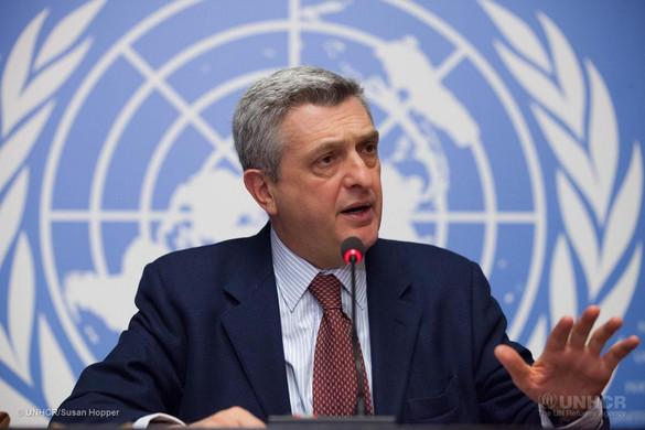 Európa nincs felkészülve egy újabb menekültválságra az ENSZ menekültügyi főbiztosa szerint