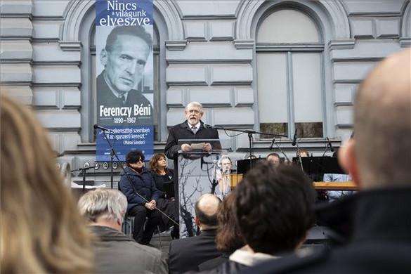 Kásler: A holokauszt a világtörténelem egyik legértelmetlenebb és legbrutálisabb pusztítása volt